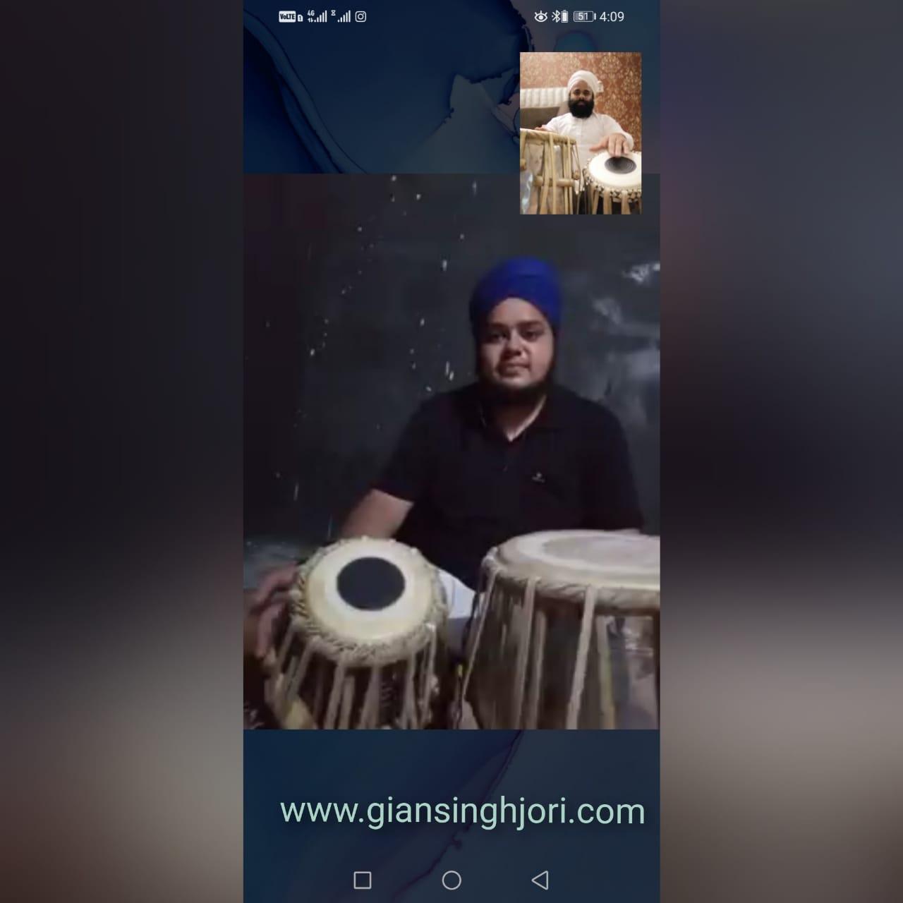 Learn Tabla-Jori-Pakhawaj