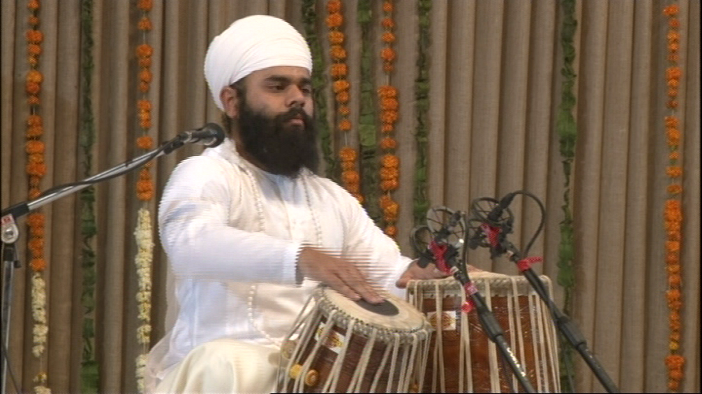 Gian Singh Namdhari is Performing live in India's biggest classical music festival SAPTAK MUSIC FESTIVAL. He is a leading Jori representative of Punjab Gharana Tradition this concert held at Ahmedabad Gujarat